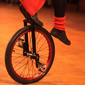 Toussaint - Stage ados cirque et clown