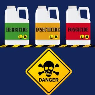 Pesticides : direction déchèterie